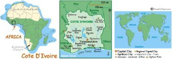 IVORY COAST  (WEST. AFRICAN STATES) 1000 FRANCS  P-111 AUNC