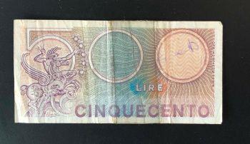 ITALY 500 LIRE 1979 XF