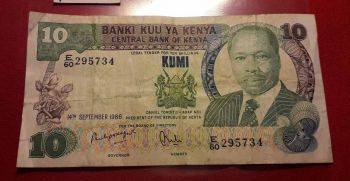 KENYA 100 SHILLINGS 2008 P NEW UNC