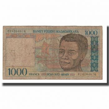 MADAGASCAR 2000 ARIARY ND 2008 P-90 NEW UNC
