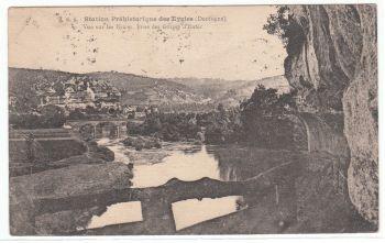 Station Prehistorique des Eyzies (Dordogne) 1925