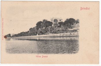 Brindisi Italy - Villino Dionisi