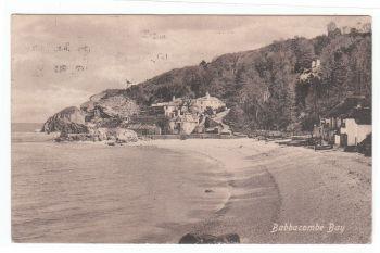 Babbacombe Bay 1913
