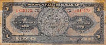 MEXICO NEW 100 Pesos 2016-2017 UNC