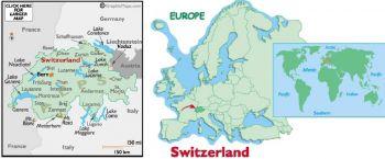 Switzerland 10 Franks 2016 (2017) UNC