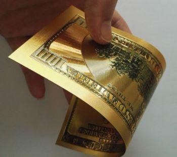 Αναμνηστικό 100 δολάρια USA Εγχρωμο