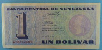 VENEZUELA 500 BOLIVARES 2016-2017 UNC