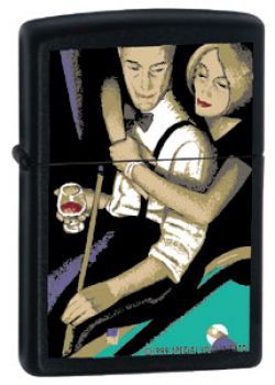 1999. Zippo Playboy Romance Man and Woman - Free shipping
