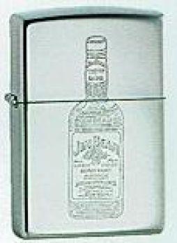 1995. Zippo Jim Beam Bottle - Free shipping