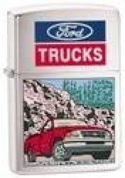 1999. Zippo Ford Trucks  -  Free shipping
