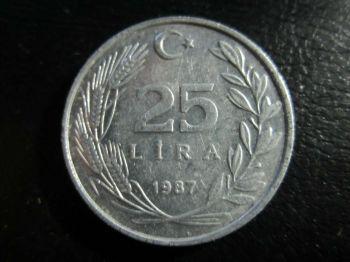 TURKEY set  6 νομισμάτων 1 kurus - 1 Lira 2009 UNC