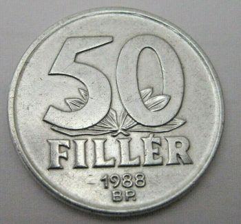 Hungary 50 φιορίνια 2007, 50 χρόνια Συνθήκη Ρώμης UNC