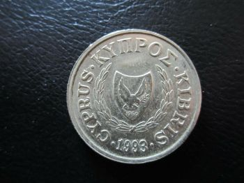 CYPRUS Επίσημο σετ 2008 (πρώτη κοπή ευρώ)