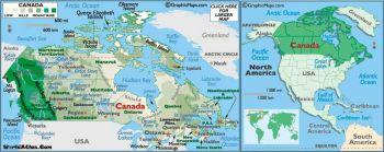 Επίχρυσο και Εγχρωμο Καναδικό quarter 2005