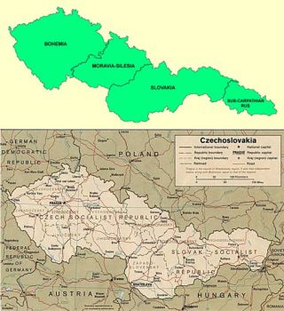 CZECHOSLOVAKIA 50 KORUN ND (1987) P-96a UNC