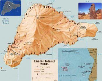 EASTER ISLAND 5.000 RONGO 2012 POLYMER UNC