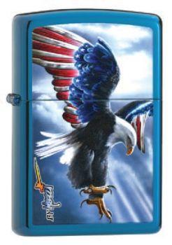 Zippo by MAZZI - Eagle America  -  Free shiping