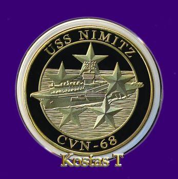 Αεροπλανοφόρο USS Nimitz *ΠΡΟΣΦΟΡΑ*