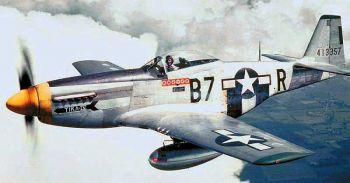 Καταδιωκτικό «P-51 Mustang» Αναμνηστικό  *ΠΡΟΣΦΟΡΑ*