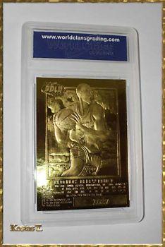 Kobe Bryant, Χρυσή (23Kt) συλλεκτική κάρτα
