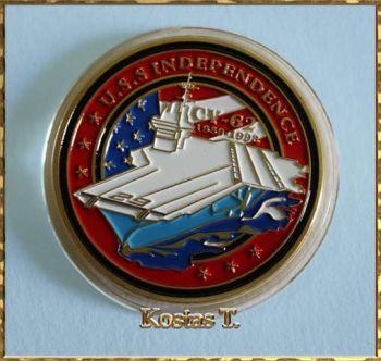 Αεροπλανοφόρο USS Independence *ΠΡΟΣΦΟΡΑ*