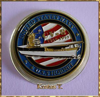 Αεροπλανοφόρο USS Hornet *ΠΡΟΣΦΟΡΑ*