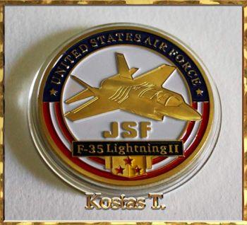 F-35 Lightning II Αναμνηστικό *ΠΡΟΣΦΟΡΑ*