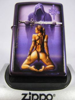 Zippo by Kit Rae - Vorthelok  -  Free shipping