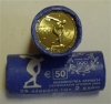 Greece Olympic  roll  2004 CC