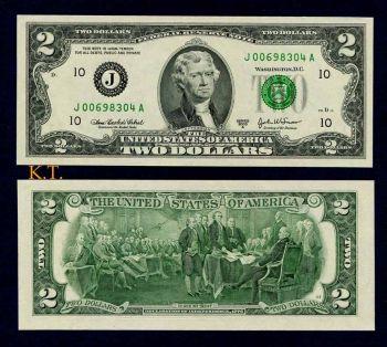 2 δολάρια USA 2003 KANSAS CITY ΑΚΥΚΛΟΦΟΡΗΤΟ