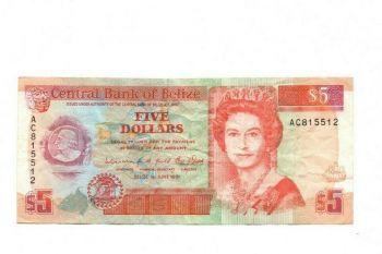 BELIZE $10 2007 P-NEW 68 UNC