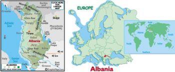 ALBANIA 500 LEK 1957 P 31 UNC