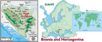 BOSNIA HERZ. 5 MARKA 1998  UNC