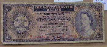 BELIZE $5 2009 P-NEW UNC