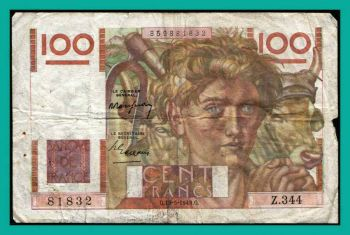 FRANCE 20 FRANCS 1997 UNC