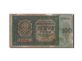 CROATIA 10.000 DINARS (Δύσκολο) 1992  P 25 UNC