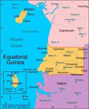 EQUATORIAL GUINEA(CENT.AFR.STATE)1000 Francs 2000 P-502N UNC