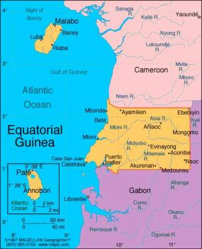 EQUATORIAL GUINEA (CENTRAL AFR.STATES) 500 Fr. 2000 UNC