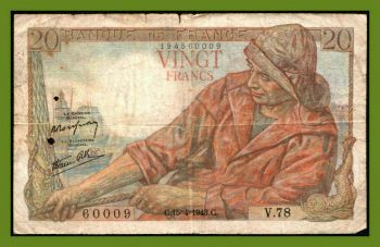FRANCE 200 FRANCS (MONTESQUIEU) 1990 AUNC