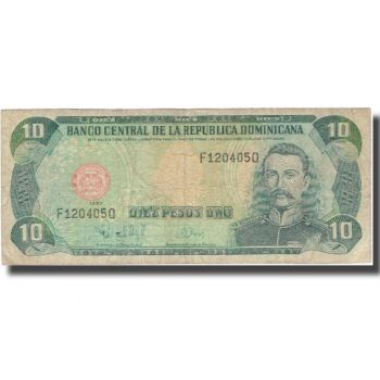 DOMINICAN REPUBLIC 20 PESOS 1990 P-133 UNC
