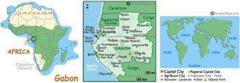 GABON (CENTRAL AFRICAN STATE) 2000 FRANCS 2000 P403L UNC