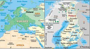 FINLAND 20 MARKAA 1993 UNC
