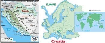 CROATIA 2000 DINARA 1992 UNC