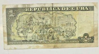 CUBA 20 PESOS 1990 UNC