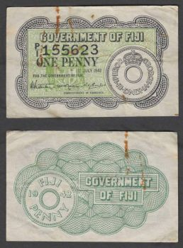 FIJI $2 DOLLARS 2000 COMMEMORATIVE P-102 UNC