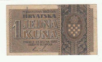 CROATIA (ΚΡΑΪΝΑ) 5.000 DINARA 1993 UNC