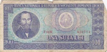 ROMANIA 100.000 LEI 2001 P-114 POLYMER UNC