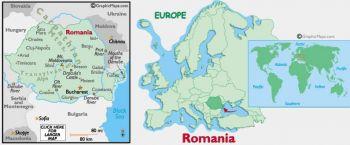 ROMANIA 10.000 LEI 1994 P-105 UNC