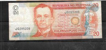 PHILIPPINES 10 PESOS 26 Ιαν.1942 UNC