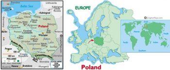 POLAND 100 ZLOTYCH 25-3-1994 UNC
